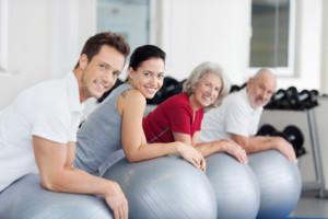 Bewegung für Gesundheit